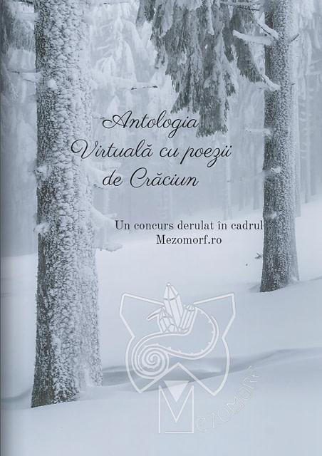 Antologia Virtuală cu Poezii de Crăciun